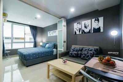 For Sale - Condo for sale 1 bedroom at The Station Sathorn ฺBangrak near BTS Saphan Taksin ID. M15201114
