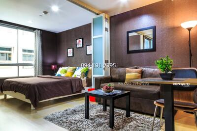 For Sale - Condo for sale 1 bedroom at The Station Sathorn ฺBangrak near BTS Saphan Taksin ID. M15201115