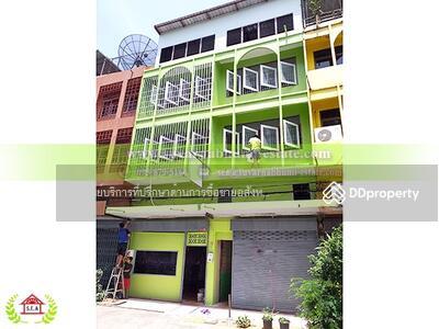 ขาย - ขาย อาคารพาณิชย์ 5 ชั้น 30 ตารางวา ถนน เสรีไทย บางกะปิ