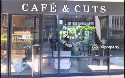 For Rent - ให้เช่า เซ้ง กิจการ ร้านกาแฟ ตกแต่งครบ พร้อมเข้าทำกิจการได้เลย คอนโด ลุมพินีเพลส รัชโยธิน Lumpini Place Ratchayothin ถนนพหลโยธิน มหาวิทยาลัยเกษตรศาสตร์ เมเจอร์รัชโยธิน แนวรถไฟฟ้าสายสีเขียว ถนนรัชดาภิเษก