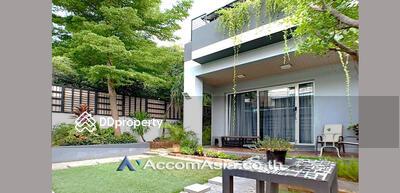 ให้เช่า - house 3 Bedroom for rent in Sukhumvit Bangkok OnNut BTS AA29588