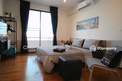 ให้เช่า - [เจ้าของปล่อยเอง] ให้เช่าคอนโด อมันตา รัชดา Amanta Ratchada 2 ห้องนอน (83 m2) ติด MRT ศูนย์วัฒนธรรม 28, 000 บาท/เดือน ! !