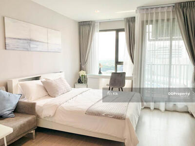 For Sale - For rent  Life Ladprao  Studio , size 26 sq. m. Beautiful room, fully furnished.