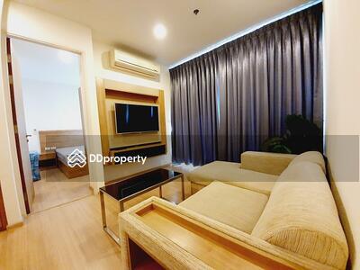 ให้เช่า - ให้เช่าถูกที่สุด! 1 นอนห้องใหญ่ วิวสวนโครงการ เงียบสงบ Rhythm Sukhumvit 50
