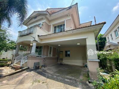 For Sale - Single house for sale, 79. 7 sq m, Nantawan village Pinklao-Sathorn 3 BR