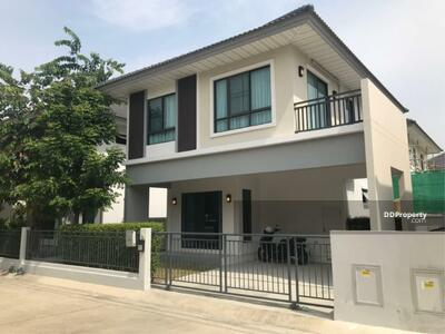 ให้เช่า - ให้เช่า บ้านเดียว โมดิ วิลล่า ชัยพฤกษ์ Modi Villa Chaiyaphruek 3 ห้องนอน 3 ห้องน้ำ 38 ตรว. | PP9RE-01238