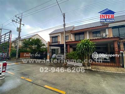 For Sale - ทาวน์โฮม 2 ชั้น 24. 3 ตร. ว. หมู่บ้านพฤกษา52/2 ซอยเทพกุญชร27 ถนนพหลโยธิน-42725