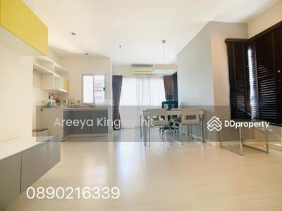ขาย - ขายขาดทุน The room Ratchada Ladprao ใกล้ MRT ลาดพร้าว ห้องใหญ่ ห้องมุม ราคาดีที่สุด