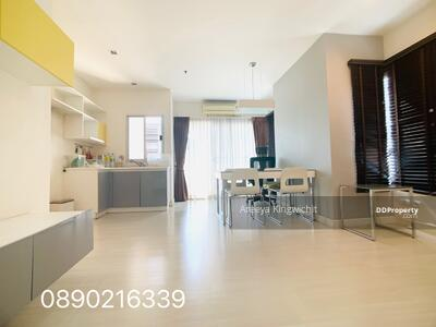 For Sale - The Room Ratchada Ladprao 2 Bedrooms for sale corner unit best price