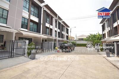 For Sale - ทาวน์โฮม 3 ชั้น 18. 1 ตร. ว. หมู่บ้านบ้านกลางเมือง ซอยนวมินทร์42 ถนนนวมินทร์-42388