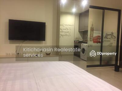 For Rent - Rhythm Asoke, 1 bedroom, 1 bathroom, 22 sq. m. , 29th floor, rent 10, 000 baht @line: 0835029312 Khun Omelet