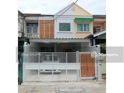 ขาย - ขายบ้านทาวน์เฮ้าส์ บ้านสวย รีโนเวทใหม่ ใกล้ BTS สถานีรถไฟฟ้าอุดมสุข