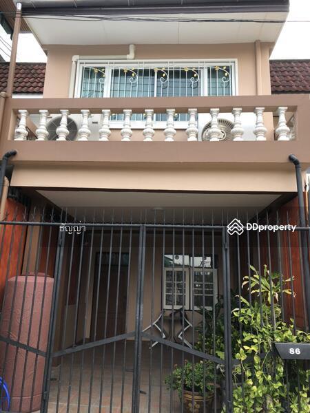 ขายบ้านทาวเฮ้าส์ ซอย 20 มิถุนาแยก 9 ใกล้ MRT สุทธิสาร #85150489
