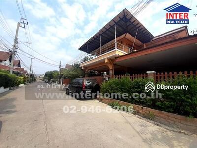 For Sale - บ้านเดี่ยว 2 ชั้น 58. 6 ตร. ว. ใกล้แฟชั่นไอส์แลนด์ ซอยนวมินทร์58 ถนนนวมินทร์-41770