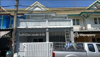 For Sale - ขายทาวน์เฮ้าส์ 2ชั้น บ้านหลุดจอง ราคาพิเศษ ม. พฤกษา บี รังสิต-คลองสาม ถนนเลียบคลองสาม จ. ปทุมธานี เจ้าของขายเอง