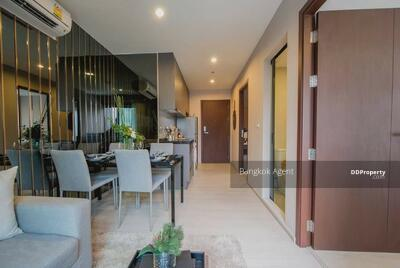 For Sale - Sale! ! Rhythm Asoke, Fully Furnished, Great City view, Rama 9