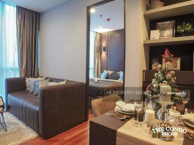 For Rent - CD-622932 Condo for rent, wish signature midtown siam, near BTS Ratchathewi, 1 bedroom