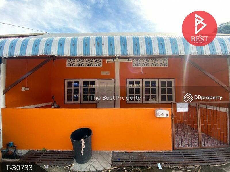 ทาวน์เฮ้าส์ท้ายบ้านใหม่ สมุทรปราการ #85191565