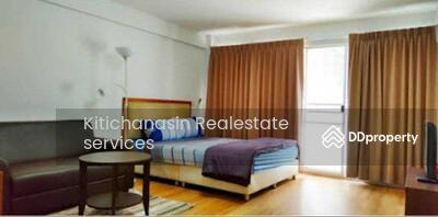 For Rent - Notify the code KRE-A3479 RAINTREE VILLA 1 bedroom, 1 bathroom, 32 sq. m. , 8th floor, rent 9, 000 baht @line: 0839258557, Khun Gift