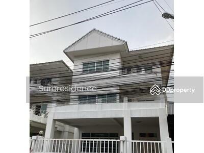 For Rent - 2446-A RENT ให้เช่า บ้านเดี่ยว 3 ชั้น ประชาราษฎร์บำเพ็ญ O86-454O477