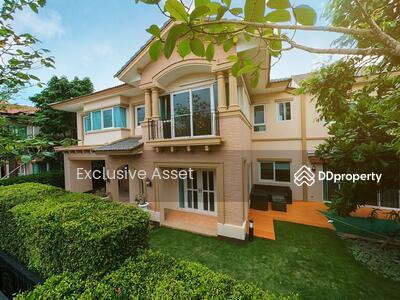 For Sale - ขายบ้านเดี่ยว 81. 9 ตร. ว. ตกแต่งต่อเติมแล้ว ม. ลัดดารมย์ อิลิแกนซ์ วงแหวน-สาทร