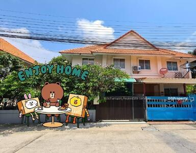 For Sale - Notify the code KRE-X1855 Townhouse Village Pruksa 28 Bang Pu - Samut Prakan 3 bedrooms, 2 bathrooms, 35 square wah, 2 floors, sell 2, 550, 000 baht **** If not answered, please add Line 0962215326 Khun Mew****