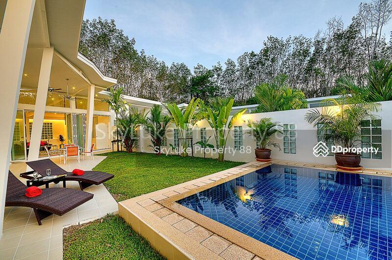 Tropical Pool Villa in Paklok (VR45-PO0180) #85398053