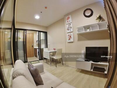 For Rent - For Rent Condolette Midst Rama 9 15000 Baht Nice room Ready to move in