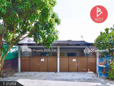 For Sale - ขายทาวน์เฮ้าส์ เนื้อที่ 22. 0 ตารางวา ซ. เทศบาล 81 สัตหีบ ชลบุรี