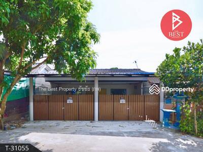 For Sale - ขายทาวน์เฮ้าส์ เนื้อที่ 20. 0 ตารางวา ซ. เทศบาล 81 สัตหีบ ชลบุรี