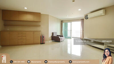 For Sale - JY-S00010-For Rent Belle Grand Rama 9 Condo, 101. 78 sq. m. Building B1 on 17th floor 3 bedrooms 2 bathrooms