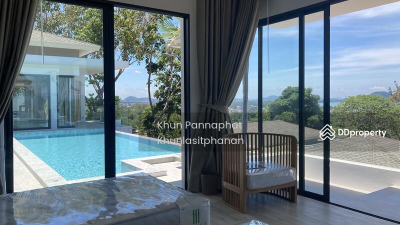 Phuket - Sea viw Chalong Private Pool Villa #85578911