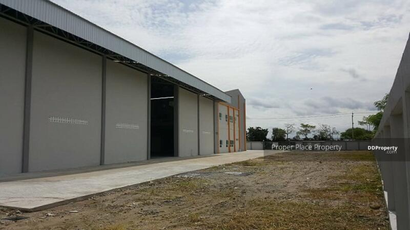 DBH0071 ขายโรงงานสำเร็จรูปพร้อมสำนักงาน พื้นที่ 3 ไร่ ติดโครงข่ายระบบโลจิสติกส์สุวรรณภูมิ #85584381