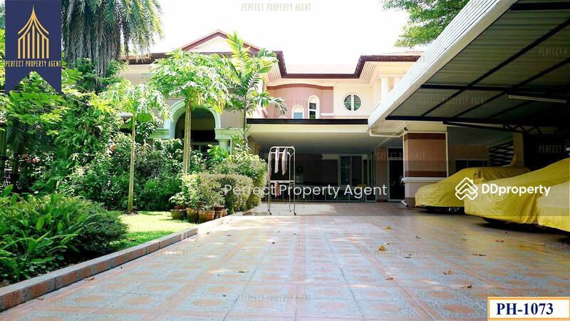 บ้านสวย หลังใหญ่ พื้นที่เยอะ นันทวัน ศรีนครินทร์ #85584959