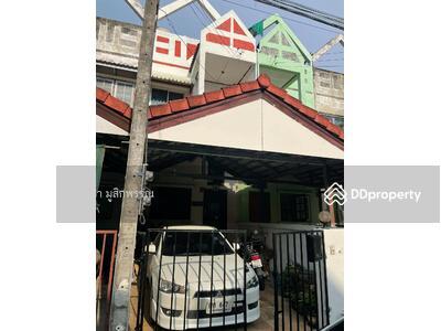 For Sale - ขายทาวน์เฮ้าส์ 3 ชั้นครึ่ง หมู่บ้านจิตรณรงค์ 1 บางกร่าง นนทบุรี