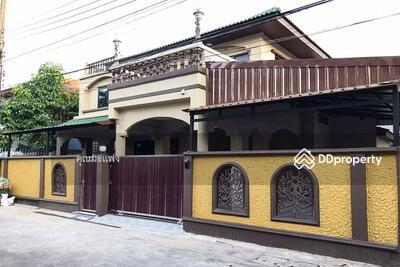 For Rent - ++ For Rent ++ Rangsiya UdomSuk 58, 2-storey Detached House, 4 bed, 3 bath, Near Bangna Srinakarin