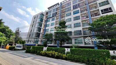 For Sale - ขาย/เช่า คอนโด แอดเดอร่า แจ้งวัฒนะ ตรงข้ามเซ็นทรัล ชั้น 6 ขนาด เฟอร์ฯครบ