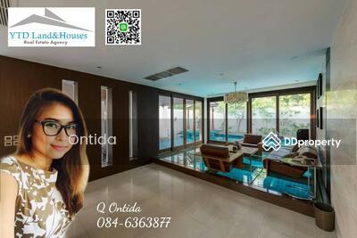 ขาย - ขายบ้านสวย ใจกลางอโศกมนตรี ห่างจากรถไฟฟ้าใต้ดินสถานีเพชรบุรี เพียง 300 เมตร Listing No: YT01-838
