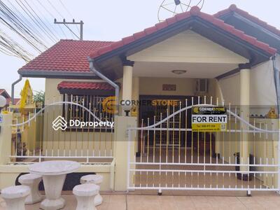 ให้เช่า - 2 bed House in Eakmongkol Village 4 in East Pattaya H002355