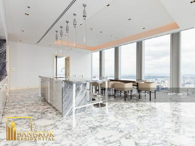 For Rent - Penthouse The Ritz Carlton Residences 5 Bed For Rent BR11956CD