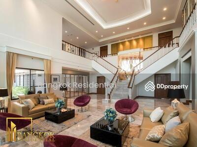 ให้เช่า - Apartment 3 Bed Penthouse For Rent in Asoke BR0521AP