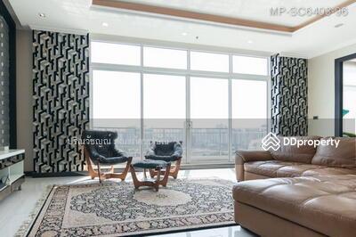 For Sale - Condo for sale, Penhouse Supalai Wellington , 4 bedrooms, city view , near MRT Cultural Center
