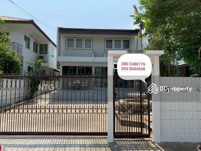 For Rent - RENT :: บ้านเดี่ยว 2 ชั้นให้เช่าให้ซอยสุขุมวิท 101 หมู่บ้านเมืองทอง 4 ใกล้ทางด่วน และ รถไฟฟ้า #RH285