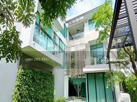 ให้เช่า - Luxury house for rent at Srinakarin -Rama 9 , 4 bedroom fully furnished