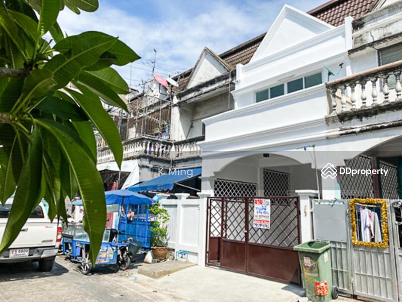 บ้านทาวเฮาส์ 2 ชั้น ย่านพระราม 2 ซอย 44 / Town House 2 Floors @ Rama 2  Soi 44. #85790775