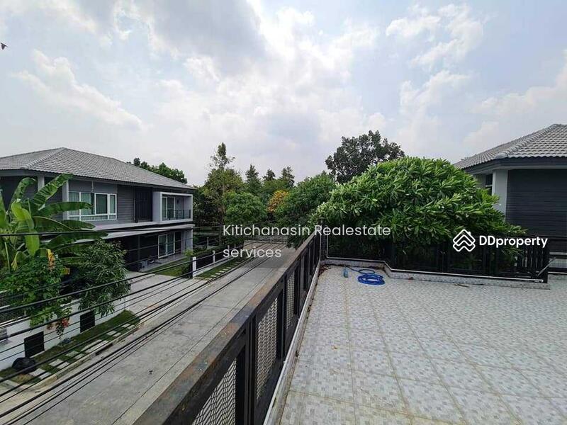 บ้านเดี่ยวโครงการเดอะเซนโทร วัชระพล #85796071
