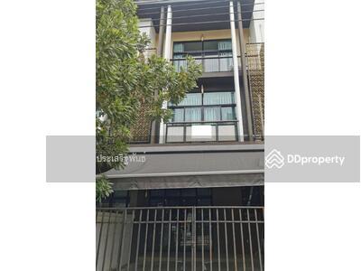 For Rent - House for Rent at Flora Wongsawang near MRT