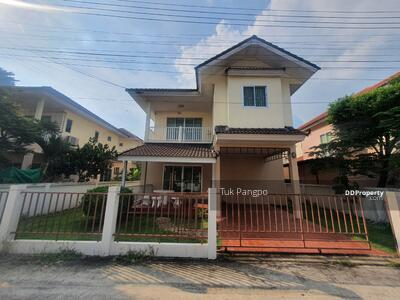 ให้เช่า - บ้านให้เช่า ในหมู่บ้านพยูนกรีนวิว บ้านฉาง