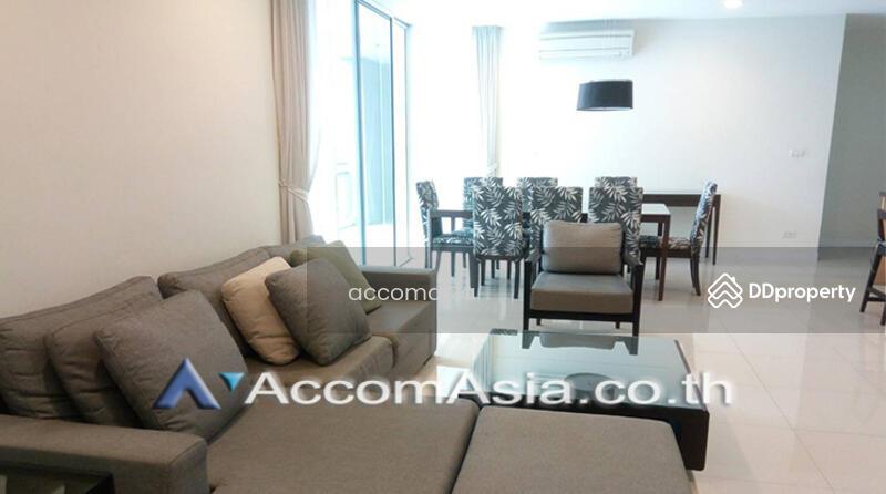 Charming panoramic views Apartment 4 Bedroom For Rent BTS Ekkamai in Sukhumvit Bangkok ( AA21416 ) #85884059