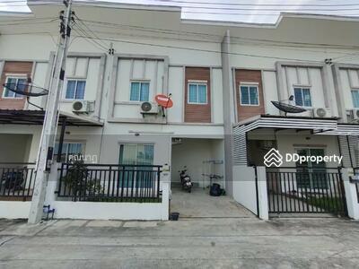 ขายดาวน์ - ขายบ้านพัทยา บ้านผ่อนตรงเจ้าของ  ซอยเนินพลับหวาน ถนนพัฒนาการ